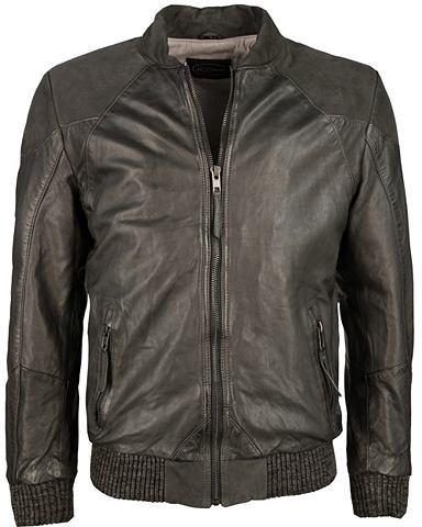 Куртка кожаная Herren TT 6070015