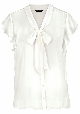 Блузка с бантом »ROSALIE«