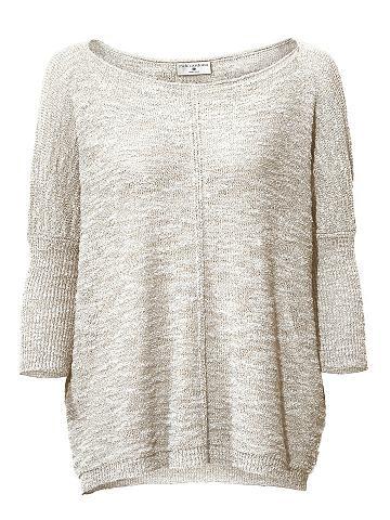Пуловер Oversized с Multicolour Glanzf...