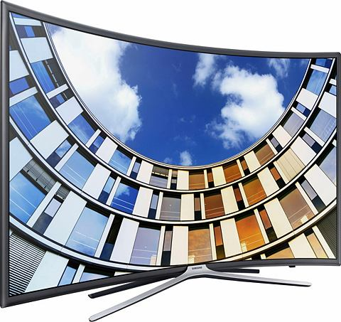 UE55M6399AUXZG Curved-LED-Fernseher (1...