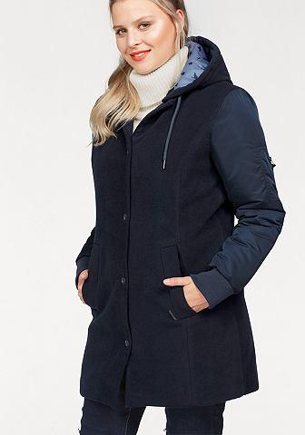 Kanga ROOS пальто шерстяное
