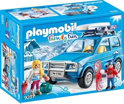 PLAYMOBIL ® машинка с Dachbox (9281) »...