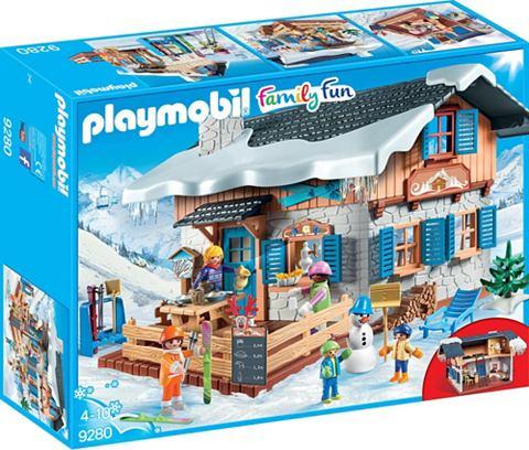 ® Skihütte (9280) »Fami...