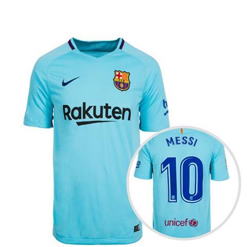 Футболка »Fc Barcelona 17/18 Aus...
