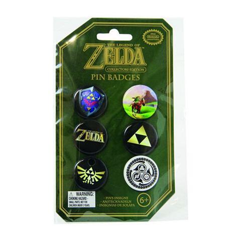 Аксесуары »Zelda The Legend Of Z...