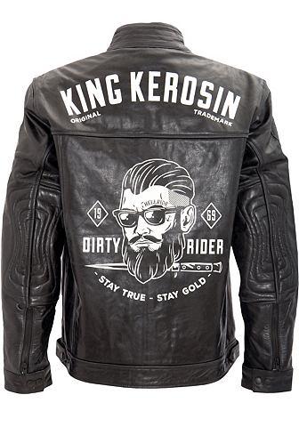 KINGKEROSIN King Kerosin куртка кожаная