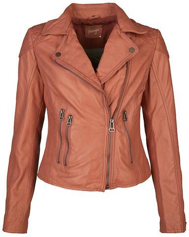 Куртка кожаная »Ibiza«