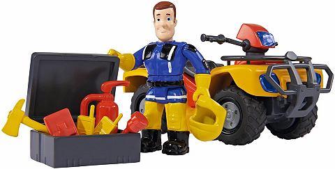 SIMBA Набор игрушек »Feuerwehrmann Sam...