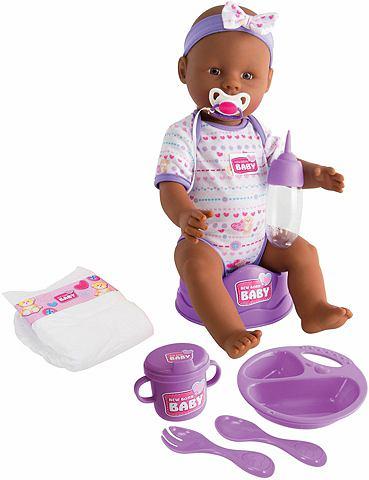 Babypuppe »New Born Baby Ethnisc...
