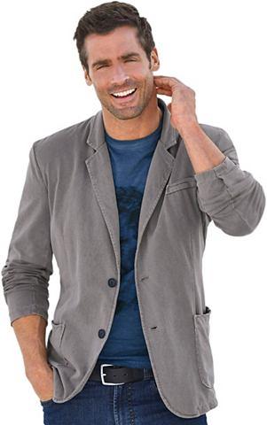 Пиджак в качественный трикотаж
