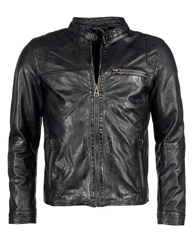 Куртка кожаная »Puckham«