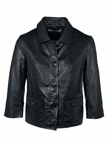 Куртка кожаная кожа ягненка из кожа яг...