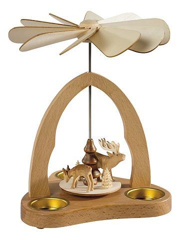 Tischpyramide Waldtiere для drei Teeli...