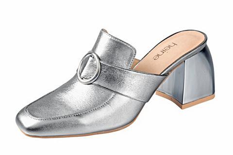 Туфли с Metallic-Effekt