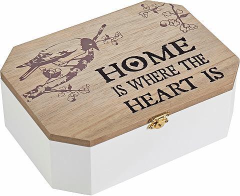 Ящик для хранения »Home is where...