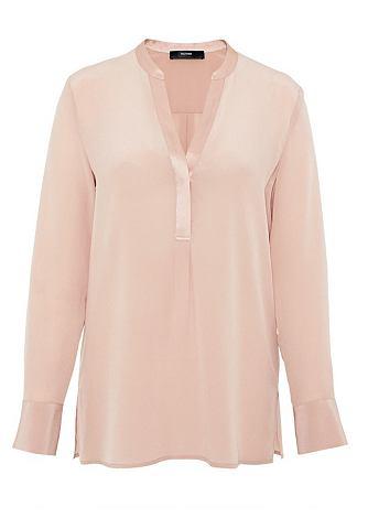 Туника-блузка из шелк