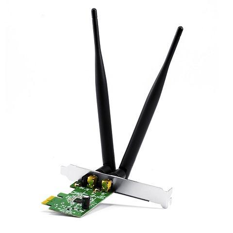 300Mbps WLAN PCIe Сетевая карта с до z...