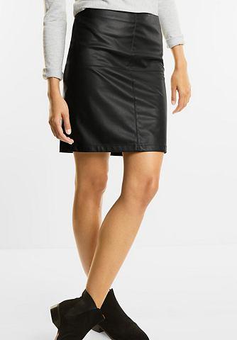 Искуственная кожа юбка Letizia