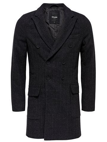 ONLY & SONS шерстяной- пальто