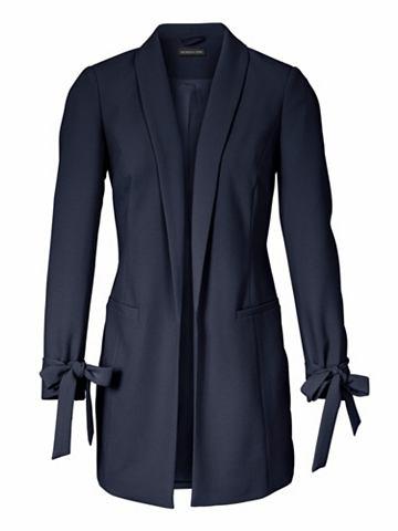 Пиджак длинный verschlusslos