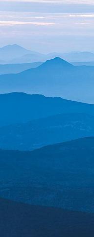 Vlies фотообои »Blue Mountain&la...