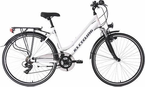 Велосипед 28 Zoll weiß Shimano T...