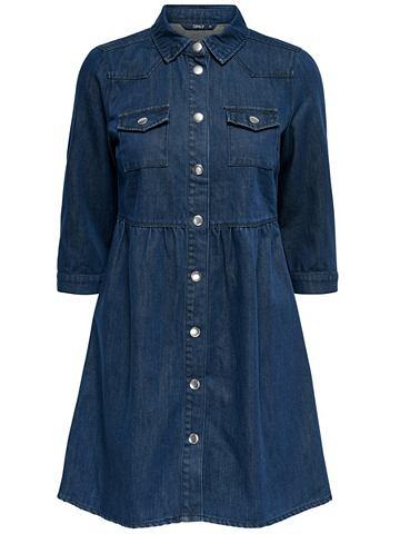 Lockeres платье джинсовое