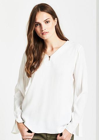 Изящный блузка с декоративный элементы...