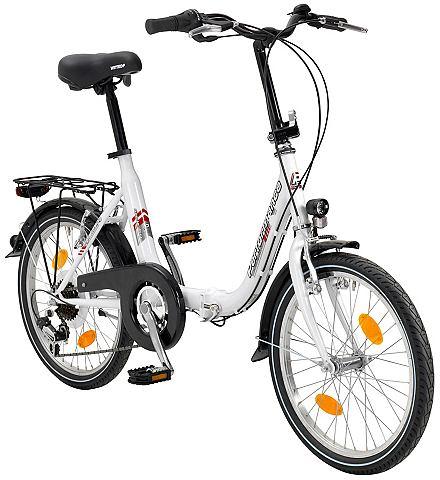 Велосипед складной »Wien« ...