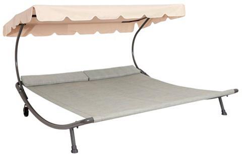 Кровать Stahl/Textil 200x200 cm