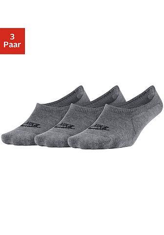 Geschlossene носки (3 пар) с Frottee