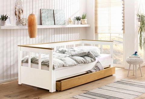 Кровать »Aira« с выдвижной...