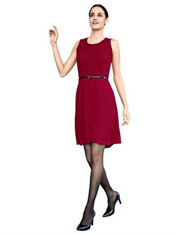 Платье с ремень