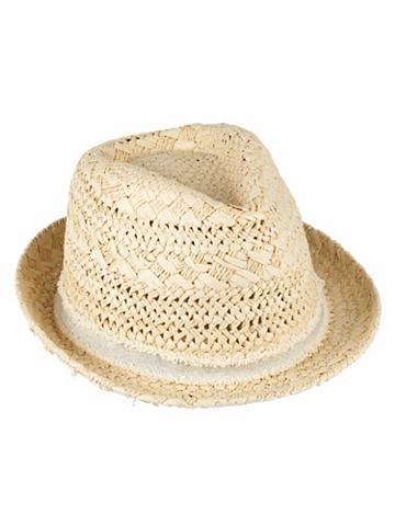 Шляпа с Metallic-Effekt