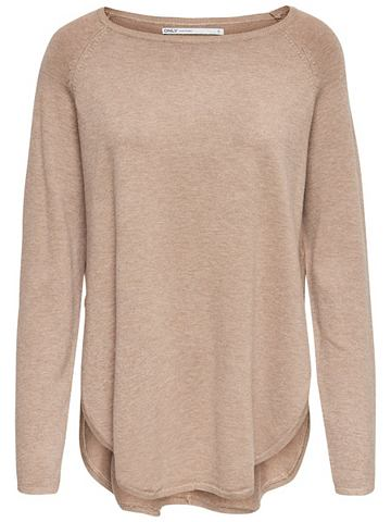 Lockerer пуловер трикотажный