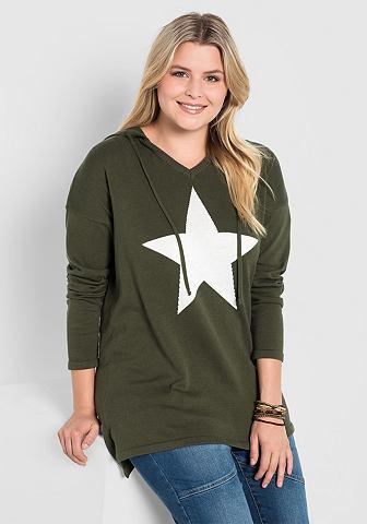 SHEEGO CASUAL Пуловер с V-образным вырезом