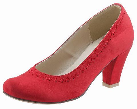 Туфли с ажурный узор с дырочками
