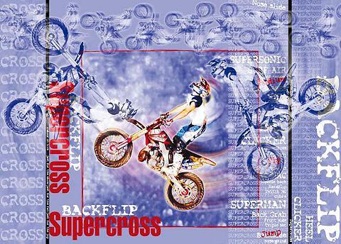Фотообои »Supercross« mehr...