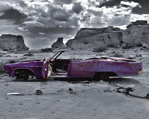 Фотообои »Cadillac«