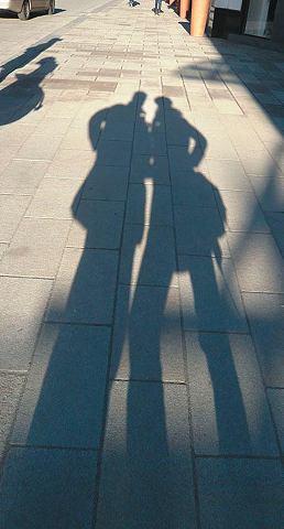 Фотообои »Schatten« mehrfa...
