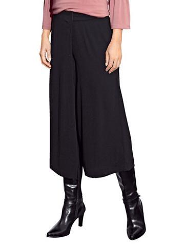 Юбка-брюки в модный форма