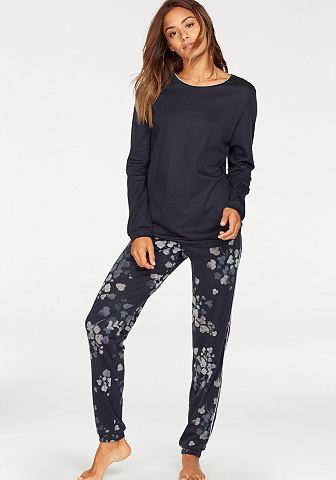 Пижама »Julianne« с цветоч...