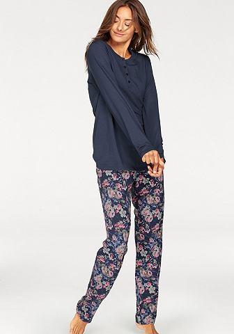 Пижама с geblümter шортики