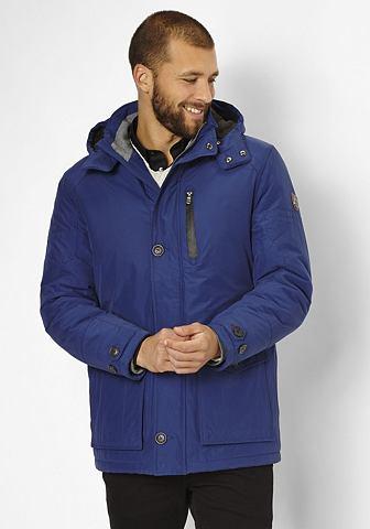 S4 жакет свободного силуэта куртка зим...