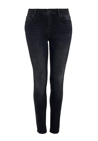Basic узкие джинсы