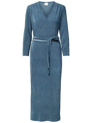 Samt- платье-макси длинное