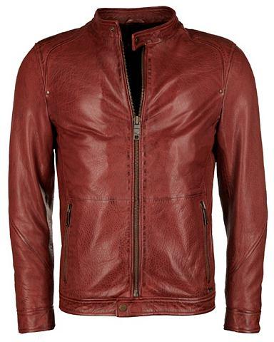 Куртка кожаная »Burnham«