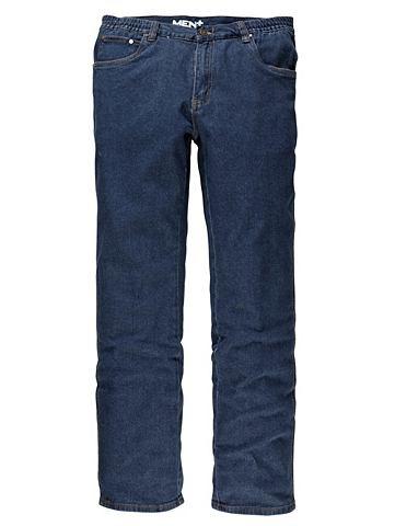MEN PLUS BY HAPPY SIZE Узкие джинсы