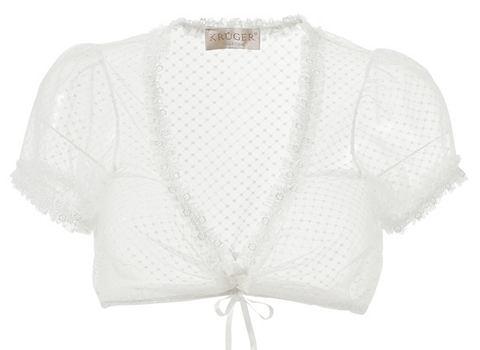 Krüger Collection блузка из нацио...