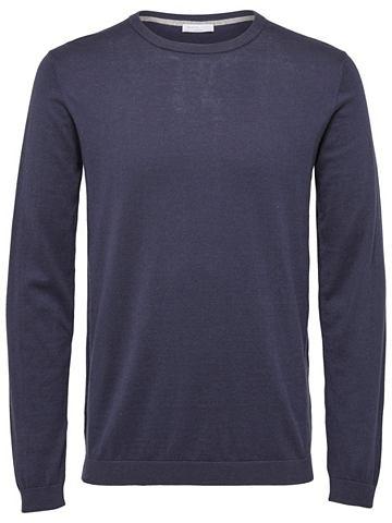 Crew Neck- пуловер трикотажный